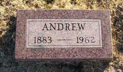 COMBS, ANDREW - Washita County, Oklahoma   ANDREW COMBS - Oklahoma Gravestone Photos