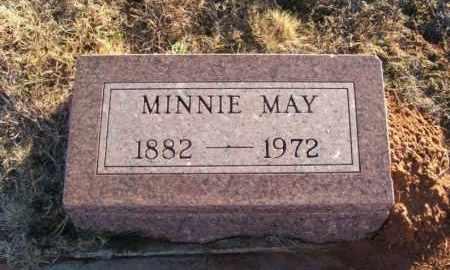 COMBS, MINNIE MAY - Washita County, Oklahoma | MINNIE MAY COMBS - Oklahoma Gravestone Photos