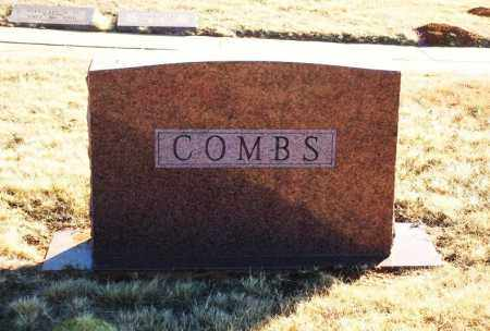 COMBS, SURNAME STONE - Washita County, Oklahoma | SURNAME STONE COMBS - Oklahoma Gravestone Photos
