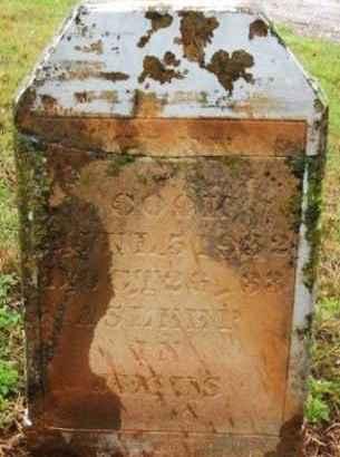 COOK, GLEN - Washita County, Oklahoma   GLEN COOK - Oklahoma Gravestone Photos