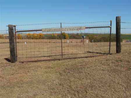 *ELM FLAT, *ENTRANCE - Washita County, Oklahoma   *ENTRANCE *ELM FLAT - Oklahoma Gravestone Photos
