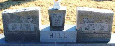 HILL, JOHN FREEMAN - Washita County, Oklahoma | JOHN FREEMAN HILL - Oklahoma Gravestone Photos