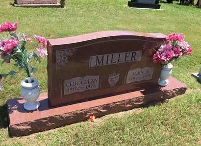 MILLER, CLOTA - Washita County, Oklahoma | CLOTA MILLER - Oklahoma Gravestone Photos
