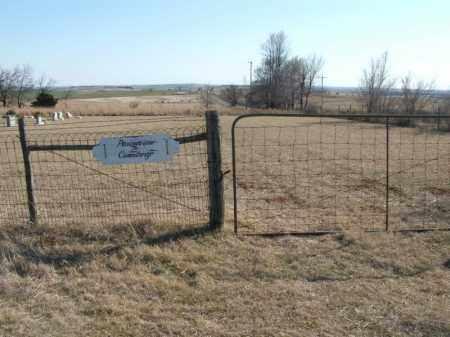 *PLAINVIEW, *ENTRANCE - Washita County, Oklahoma | *ENTRANCE *PLAINVIEW - Oklahoma Gravestone Photos