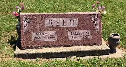 REED, MARY - Washita County, Oklahoma | MARY REED - Oklahoma Gravestone Photos