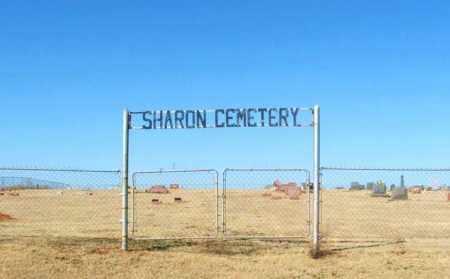 *SHARON, *OVERVIEW - Washita County, Oklahoma | *OVERVIEW *SHARON - Oklahoma Gravestone Photos