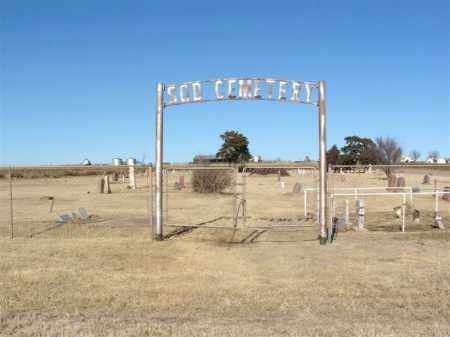 *SOD, *ENTRANCE - Washita County, Oklahoma | *ENTRANCE *SOD - Oklahoma Gravestone Photos