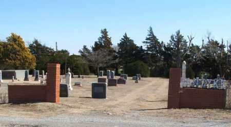 *VAN DYKE, *ENTRANCE - Washita County, Oklahoma | *ENTRANCE *VAN DYKE - Oklahoma Gravestone Photos