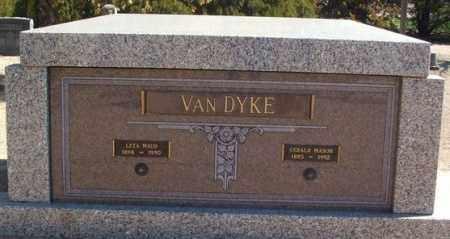 VAN DYKE, LETA MAUD - Washita County, Oklahoma | LETA MAUD VAN DYKE - Oklahoma Gravestone Photos
