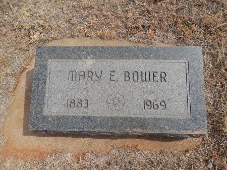 BOWER, MARY E - Woods County, Oklahoma | MARY E BOWER - Oklahoma Gravestone Photos