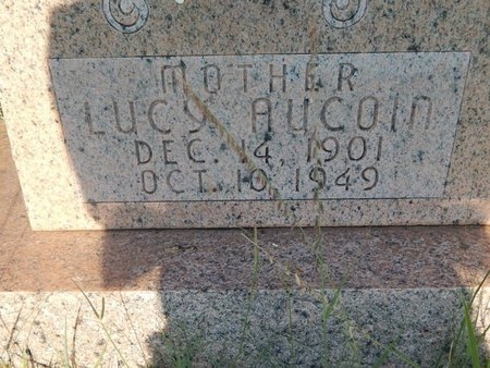 BROWN, LUCY (CLOSE-UP) - Woods County, Oklahoma   LUCY (CLOSE-UP) BROWN - Oklahoma Gravestone Photos