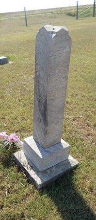 ERTMOED, FAMILY STONE - Woods County, Oklahoma | FAMILY STONE ERTMOED - Oklahoma Gravestone Photos