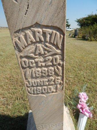 ERTMOED, MARTIN A - Woods County, Oklahoma | MARTIN A ERTMOED - Oklahoma Gravestone Photos