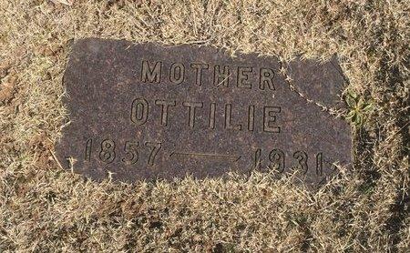 KLETKE, OTTILIE - Woods County, Oklahoma   OTTILIE KLETKE - Oklahoma Gravestone Photos