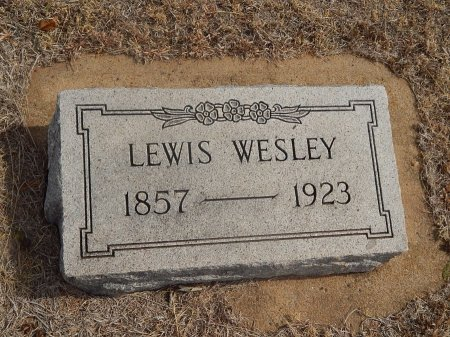 MCMURTREY, LEWIS WESLEY - Woods County, Oklahoma | LEWIS WESLEY MCMURTREY - Oklahoma Gravestone Photos