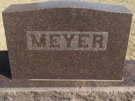 MEYER, FAMILY MARKER - Woods County, Oklahoma | FAMILY MARKER MEYER - Oklahoma Gravestone Photos