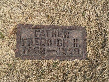 MEYER, FREDRICH H - Woods County, Oklahoma | FREDRICH H MEYER - Oklahoma Gravestone Photos