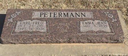 PETERMANN, CARL FRED - Woods County, Oklahoma   CARL FRED PETERMANN - Oklahoma Gravestone Photos