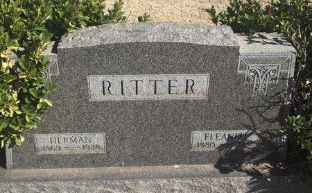 RITTER, ELEANOR - Woods County, Oklahoma | ELEANOR RITTER - Oklahoma Gravestone Photos