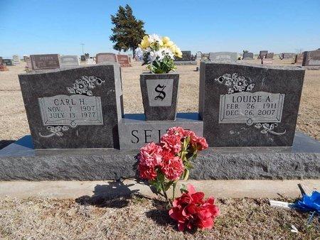 SEITZ, CARL H - Woods County, Oklahoma | CARL H SEITZ - Oklahoma Gravestone Photos
