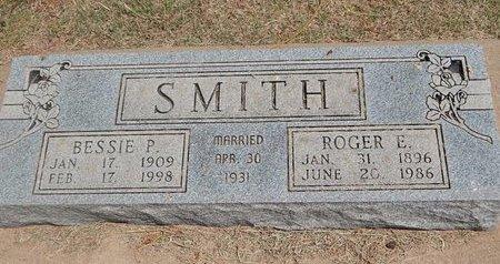 SMITH, BESSIE P - Woods County, Oklahoma | BESSIE P SMITH - Oklahoma Gravestone Photos