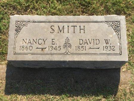 SMITH, DAVID W - Woods County, Oklahoma | DAVID W SMITH - Oklahoma Gravestone Photos