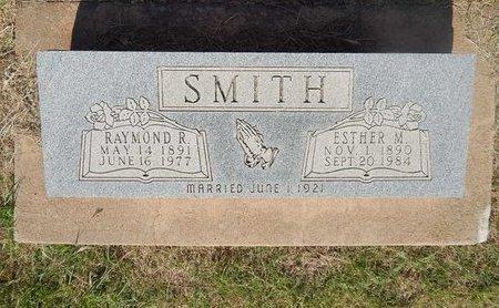 SMITH, ESTHER M - Woods County, Oklahoma   ESTHER M SMITH - Oklahoma Gravestone Photos