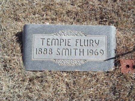 SMITH, TEMPIE FLURY - Woods County, Oklahoma   TEMPIE FLURY SMITH - Oklahoma Gravestone Photos