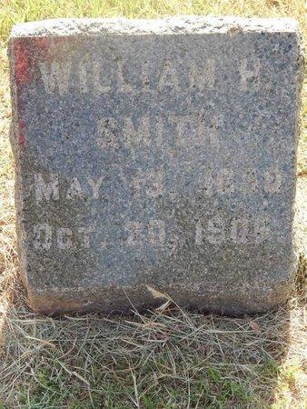 SMITH, WILLIAM H - Woods County, Oklahoma | WILLIAM H SMITH - Oklahoma Gravestone Photos