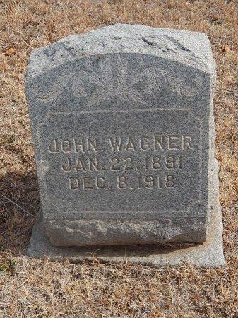 WAGNER, JOHN - Woods County, Oklahoma   JOHN WAGNER - Oklahoma Gravestone Photos