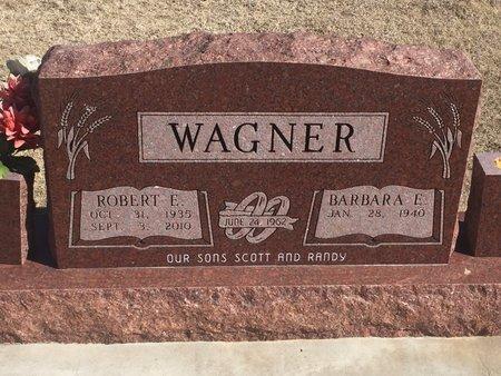 WAGNER, ROBERT E - Woods County, Oklahoma   ROBERT E WAGNER - Oklahoma Gravestone Photos