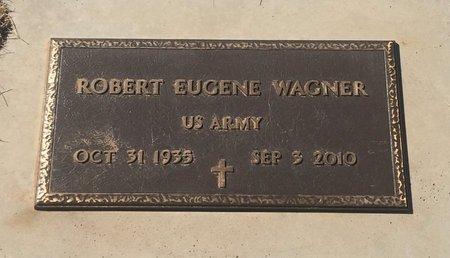 WAGNER (VETERAN), ROBERT EUGENE - Woods County, Oklahoma   ROBERT EUGENE WAGNER (VETERAN) - Oklahoma Gravestone Photos