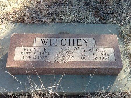 WITCHEY, BLANCHE - Woods County, Oklahoma | BLANCHE WITCHEY - Oklahoma Gravestone Photos