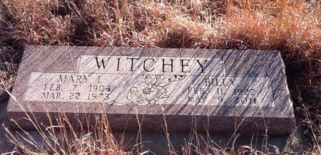 WITCHEY, BILLY - Woods County, Oklahoma   BILLY WITCHEY - Oklahoma Gravestone Photos