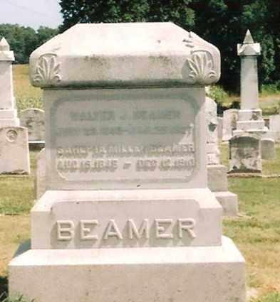 BEAMER (CW), WALTER J. - Adams County, Pennsylvania   WALTER J. BEAMER (CW) - Pennsylvania Gravestone Photos