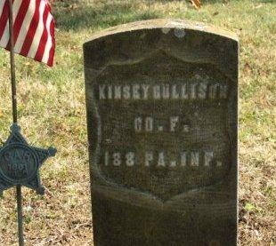 CULLISON (CW), KINSEY - Adams County, Pennsylvania | KINSEY CULLISON (CW) - Pennsylvania Gravestone Photos