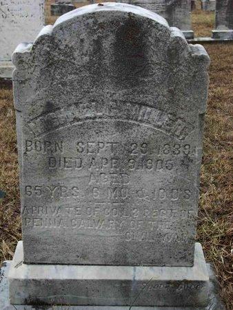 MILLER (CW ), MICHAEL - Adams County, Pennsylvania | MICHAEL MILLER (CW ) - Pennsylvania Gravestone Photos