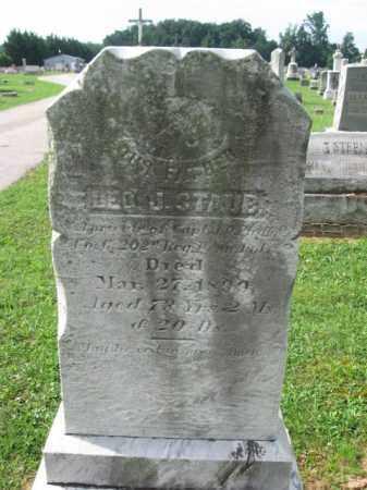 STAUB (CW), LEO J. - Adams County, Pennsylvania | LEO J. STAUB (CW) - Pennsylvania Gravestone Photos