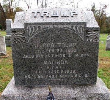 TRUMP (CW), JACOB - Adams County, Pennsylvania   JACOB TRUMP (CW) - Pennsylvania Gravestone Photos