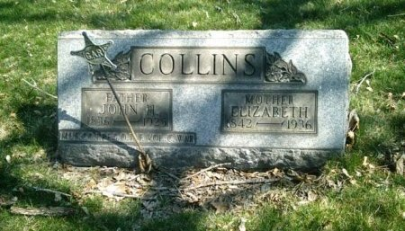 COLLINS (CW), JOHN H. - Allegheny County, Pennsylvania | JOHN H. COLLINS (CW) - Pennsylvania Gravestone Photos