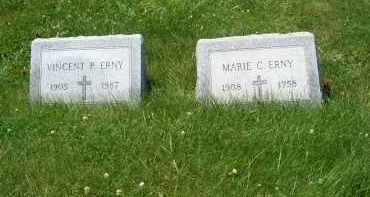 ERNY, MARIE C. - Allegheny County, Pennsylvania   MARIE C. ERNY - Pennsylvania Gravestone Photos