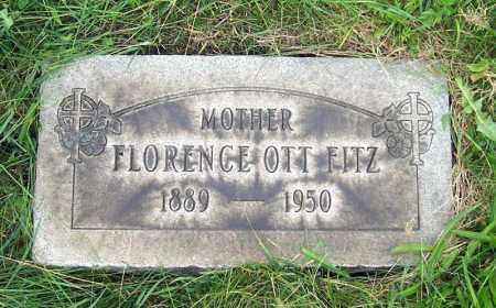 OTT FITZ, FLORENCE - Allegheny County, Pennsylvania | FLORENCE OTT FITZ - Pennsylvania Gravestone Photos