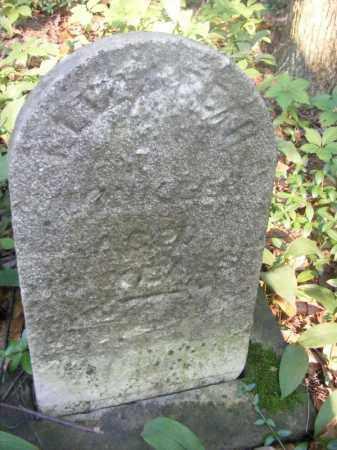 UNKNOWN, REBECCA - Beaver County, Pennsylvania | REBECCA UNKNOWN - Pennsylvania Gravestone Photos