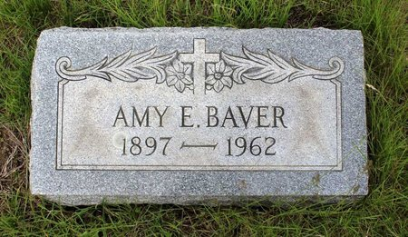 BAVER, AMY E. - Berks County, Pennsylvania | AMY E. BAVER - Pennsylvania Gravestone Photos