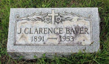 BAVER, JOSEPH CLARENCE - Berks County, Pennsylvania | JOSEPH CLARENCE BAVER - Pennsylvania Gravestone Photos