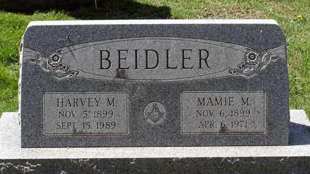 BEIDLER, HARVEY M. - Berks County, Pennsylvania | HARVEY M. BEIDLER - Pennsylvania Gravestone Photos