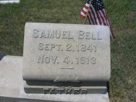 BELL, SAMUEL - Berks County, Pennsylvania | SAMUEL BELL - Pennsylvania Gravestone Photos