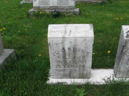 BINNER, ELIAS B. - Berks County, Pennsylvania | ELIAS B. BINNER - Pennsylvania Gravestone Photos