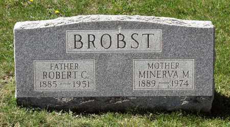 BROBST, ROBERT C. - Berks County, Pennsylvania | ROBERT C. BROBST - Pennsylvania Gravestone Photos