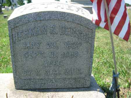 DERSCH, HERMAN S. - Berks County, Pennsylvania   HERMAN S. DERSCH - Pennsylvania Gravestone Photos